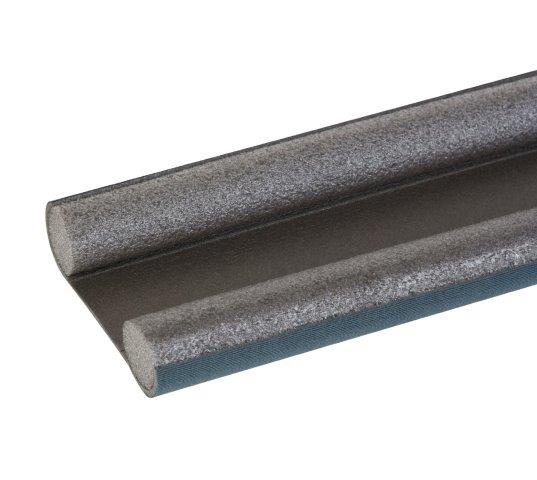 Get rid of slugs in the house for Exterior door draught excluder